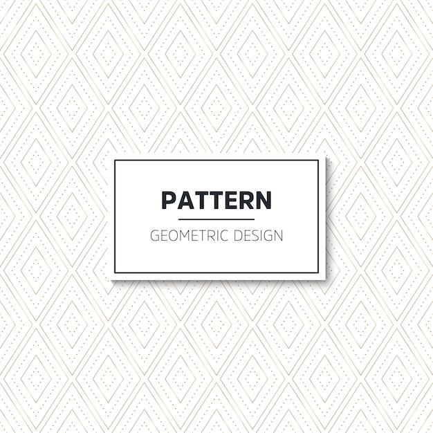 Patrones geométricos sin fisuras | Descargar Vectores gratis