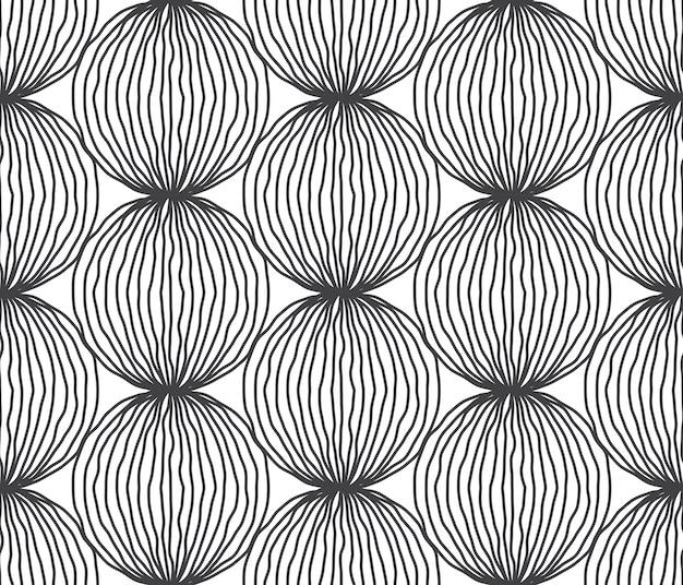 Patrones de líneas dibujadas a mano | Descargar Vectores gratis