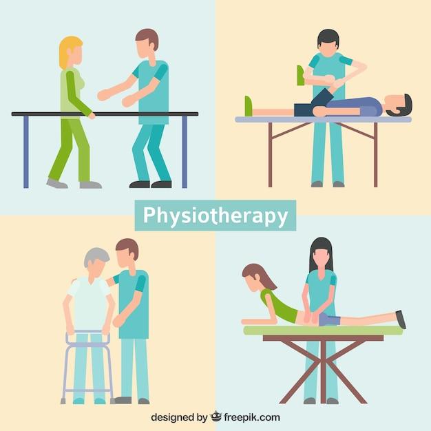 Origen de la Fisioterapia