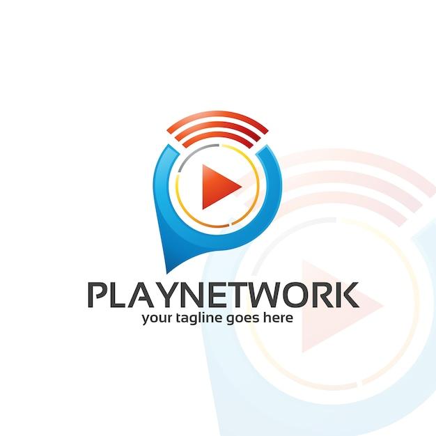 Pin map plantilla de logotipo | Descargar Vectores Premium
