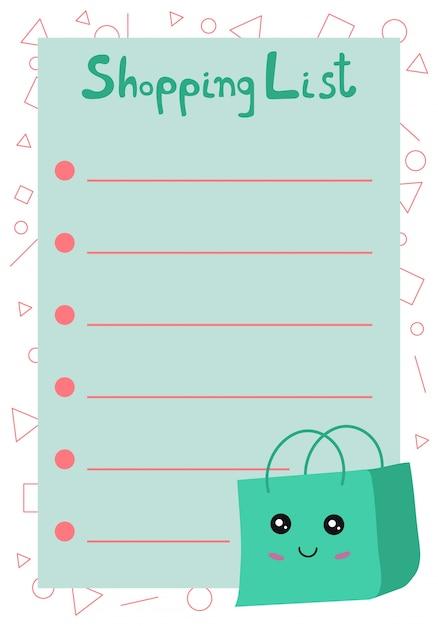 Planificador de plantillas, organizador y calendario con notas y ...