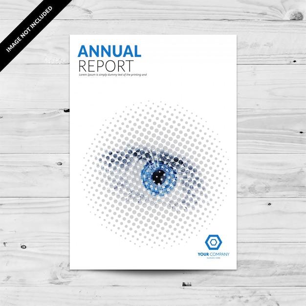 Plantilla de diseño de informe anual azul multiuso   Descargar ...