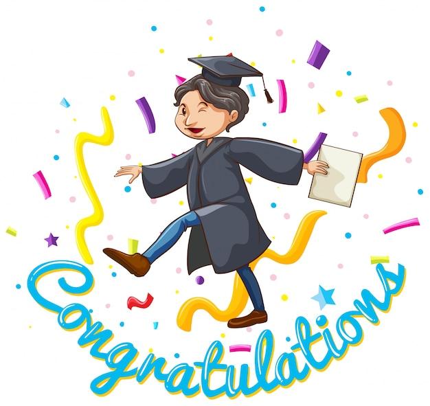 tarjeta de felicitaciones