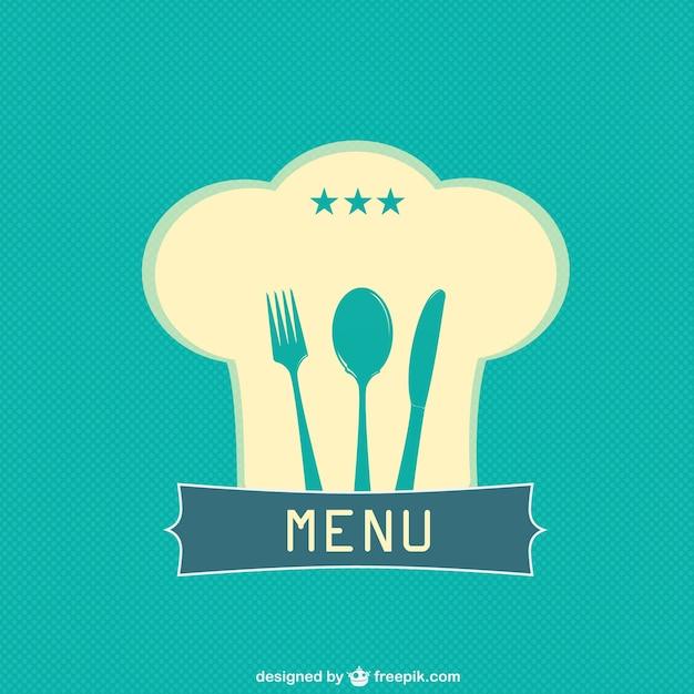 Plantilla de menú de restaurante gratuita | Descargar Vectores gratis