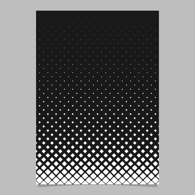 Plantilla de página de patrón de cuadrícula cuadrada diagonal ...
