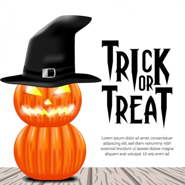 Plantilla de invitación de fiesta de halloween | Descargar Vectores ...
