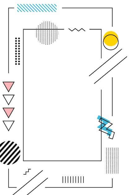 Plantilla de presentación de diseño ppt vector gratuito