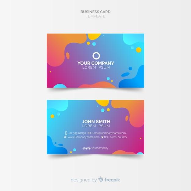 tarjetas de presentacion creativas fotos y vectores gratis