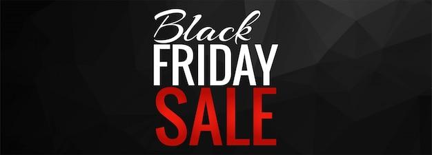 Plantilla de venta de viernes negro para banner vector gratuito