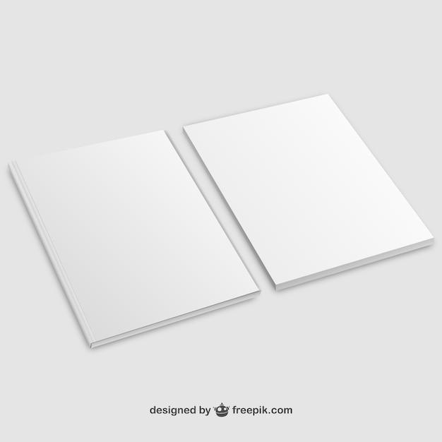 Plantillas de cubierta de libro | Descargar Vectores gratis