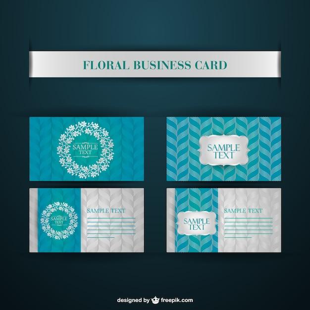 Plantillas de tarjetas de identidad corporativa | Descargar Vectores ...