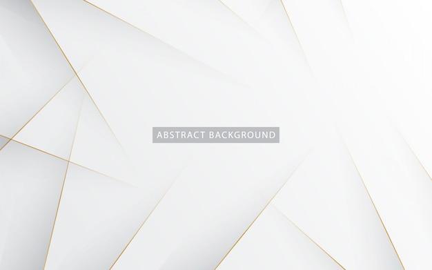 Plata claro abstracto moderno Vector Premium