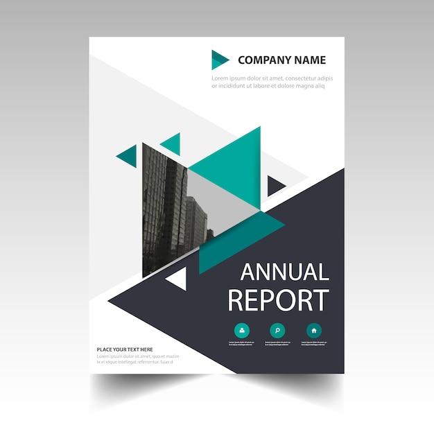 Book Cover Portadas Up ~ Portada de reportaje anual descargar vectores gratis