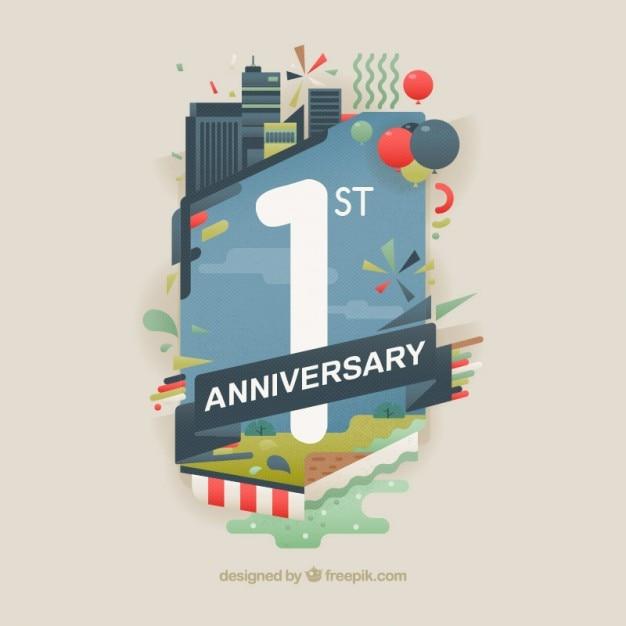 Year Company Anniversary Cake