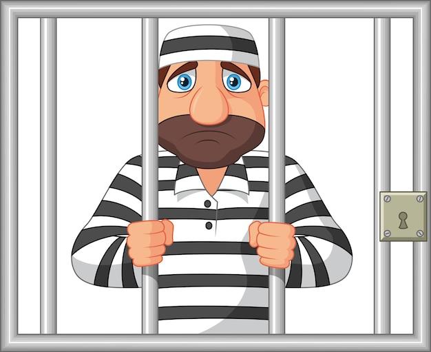 Prisionero tras la barra Vector Premium