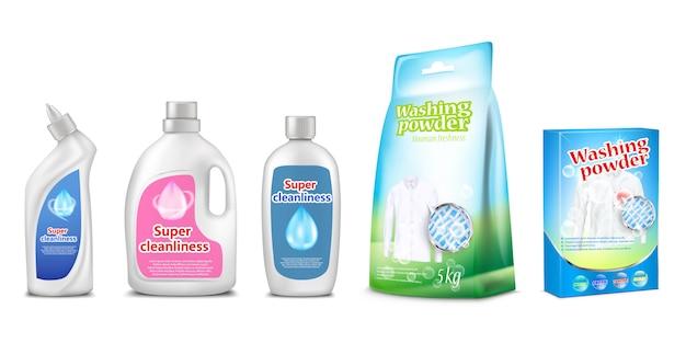 Productos químicos de limpieza para el hogar de ...