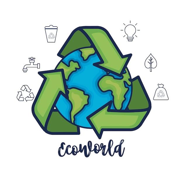 Protección Ecológica Para El Cuidado Del Medio Ambiente