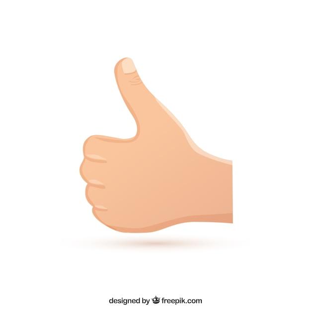 Pulgar arriba emoticonos emoji Archivo Imágenes