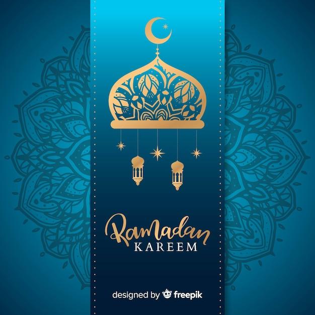 Ramadán vector gratuito