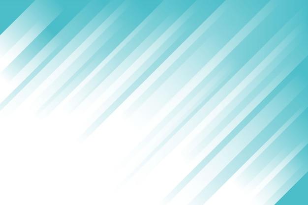 Rayas blancas en fondo verde vector gratuito