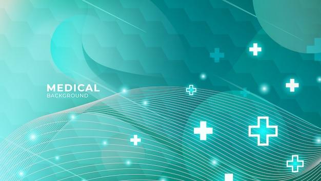 Resumen antecedentes médicos de salud Vector Premium