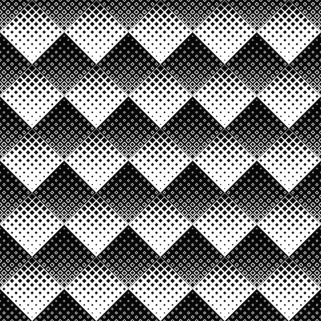 Resumen de fondo cuadrado blanco y negro Vector Premium