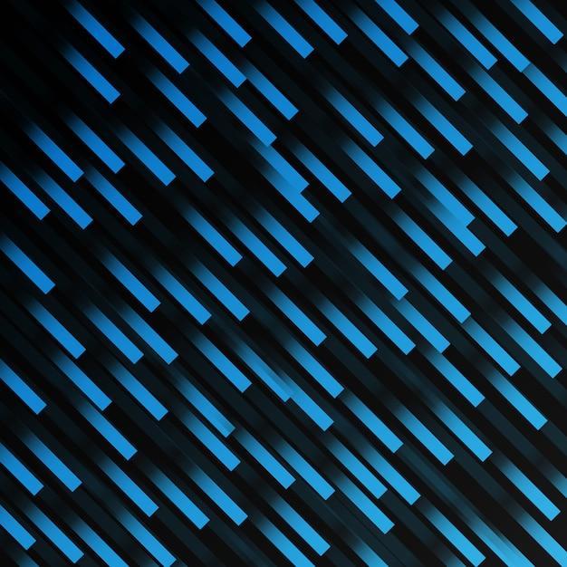 Resumen Línea De Rayas Azul Patrón Geométrico Descargar Vectores