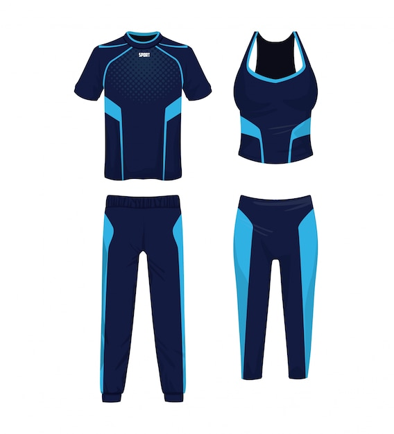Ropa deportiva para hombres y mujeres  d0b3c0f72b7
