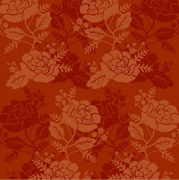 Rosas patr n oscurecer el estilo vintage y cl sico for El estilo clasico