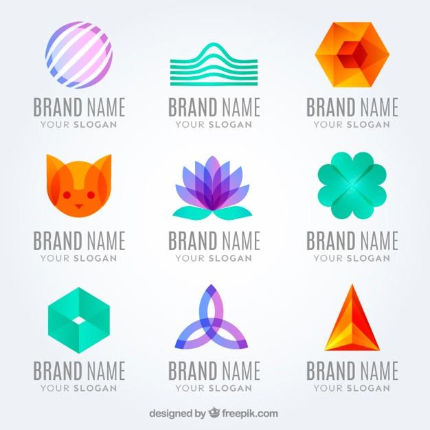 Diseno de treboles fotos y vectores gratis for Best modern logos 2016