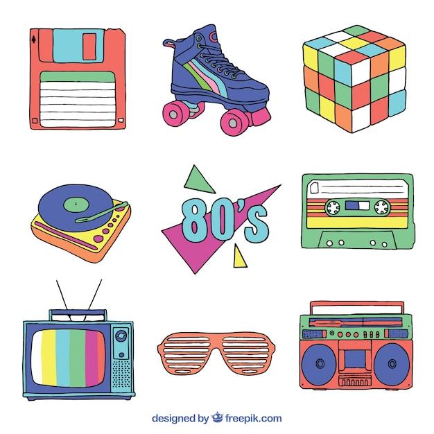 Objetos radio fotos y vectores gratis - Objetos vintage ...