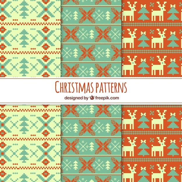 Patrones De De Navidad. Stunning Patrones Crochet Y Reciclado Como ...