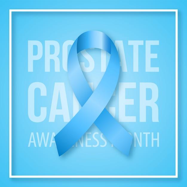 decoración navideña de cáncer de próstata