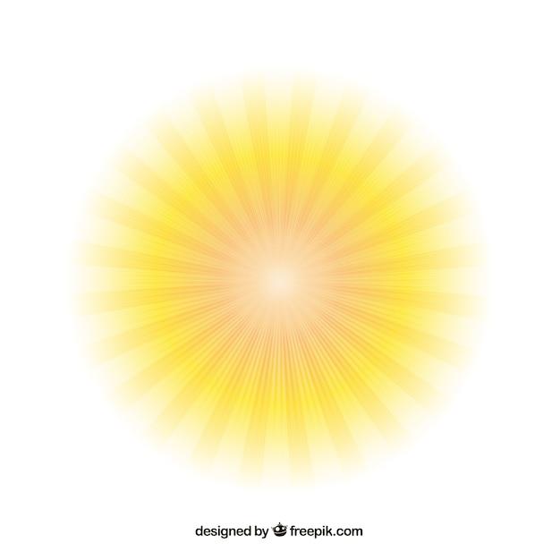 Sol radiante | Descargar Vectores gratis