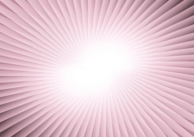 Starburst abstracto vector gratuito