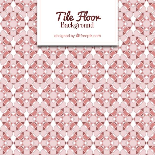 Suelo De Azulejos En Tonos Rosas Descargar Vectores Gratis - Azulejos-rosas