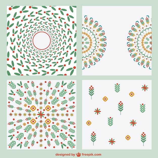 tarjetas con decoraci n floral descargar vectores gratis