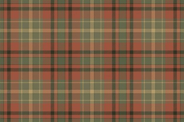 Tartán escocés patrón de cuadros sin fisuras. Vector Premium