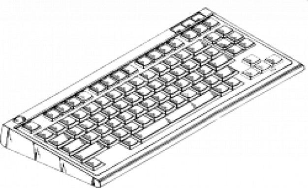 teclado del ordenador portátil, T61   Descargar Fotos gratis