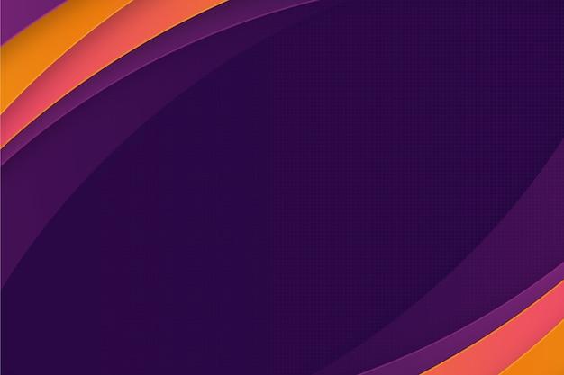Tema de fondo de pantalla abstracto vector gratuito