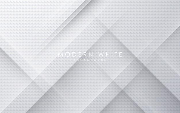 Textura abstracta fondo blanco claro Vector Premium