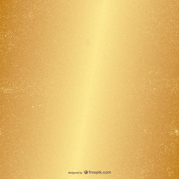 Textura de fondo de oro vector gratuito