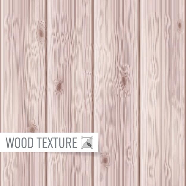 Textura de madera Vector Premium