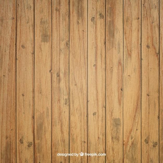 Textura marrón claro de madera vector gratuito