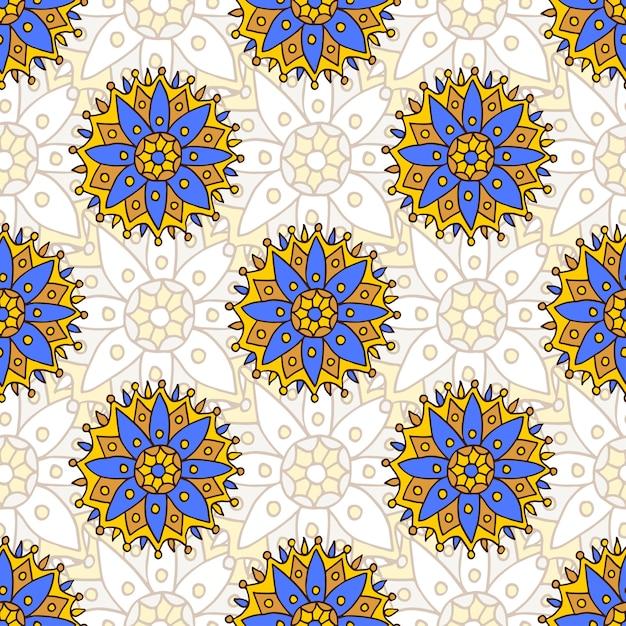 Textura de patrones sin fisuras de la india. puede ser utilizado ...