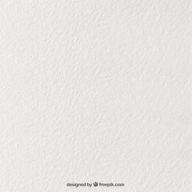 Textura realista del grano del papel Vector Premium