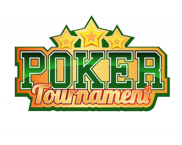 Torneo de poker Vector Premium