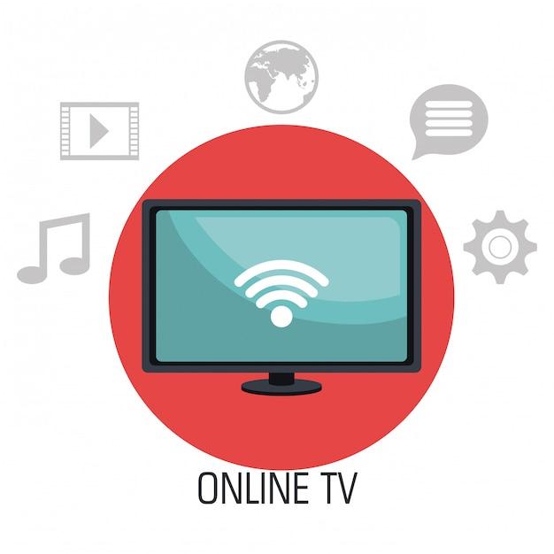 Transmisión en vivo de tv Vector Premium