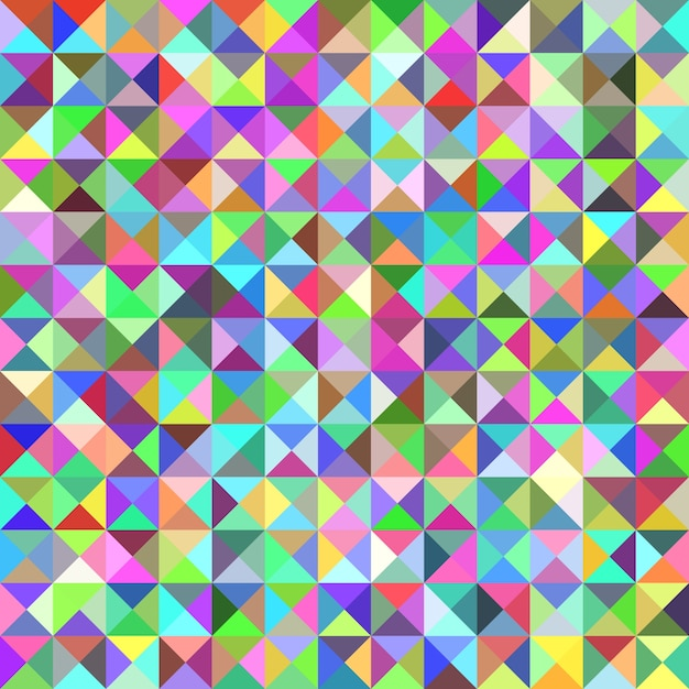 Tri ngulo geom trico mosaico patr n fondo gr fico - Mosaicos de colores ...
