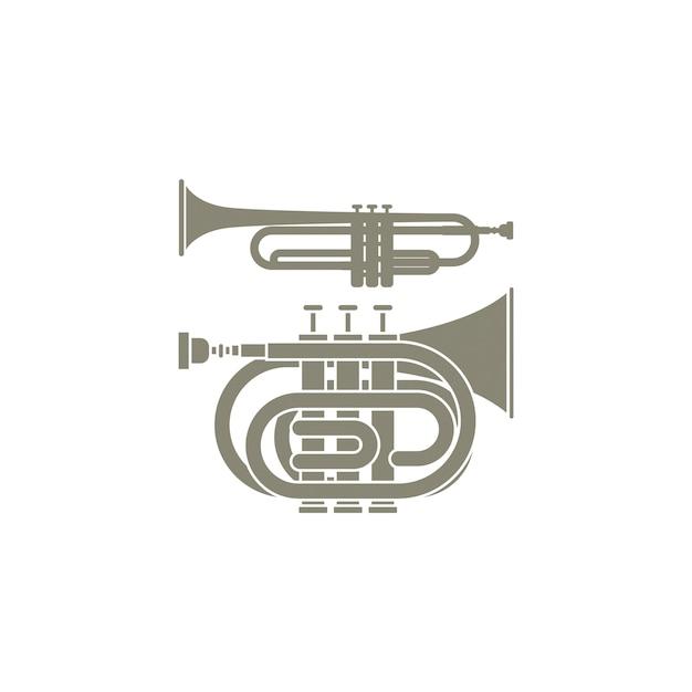 Trompeta Vector Premium